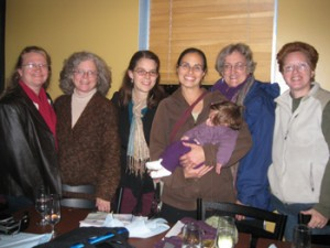 Citizens for Midwifery: Dinner in Ithaca